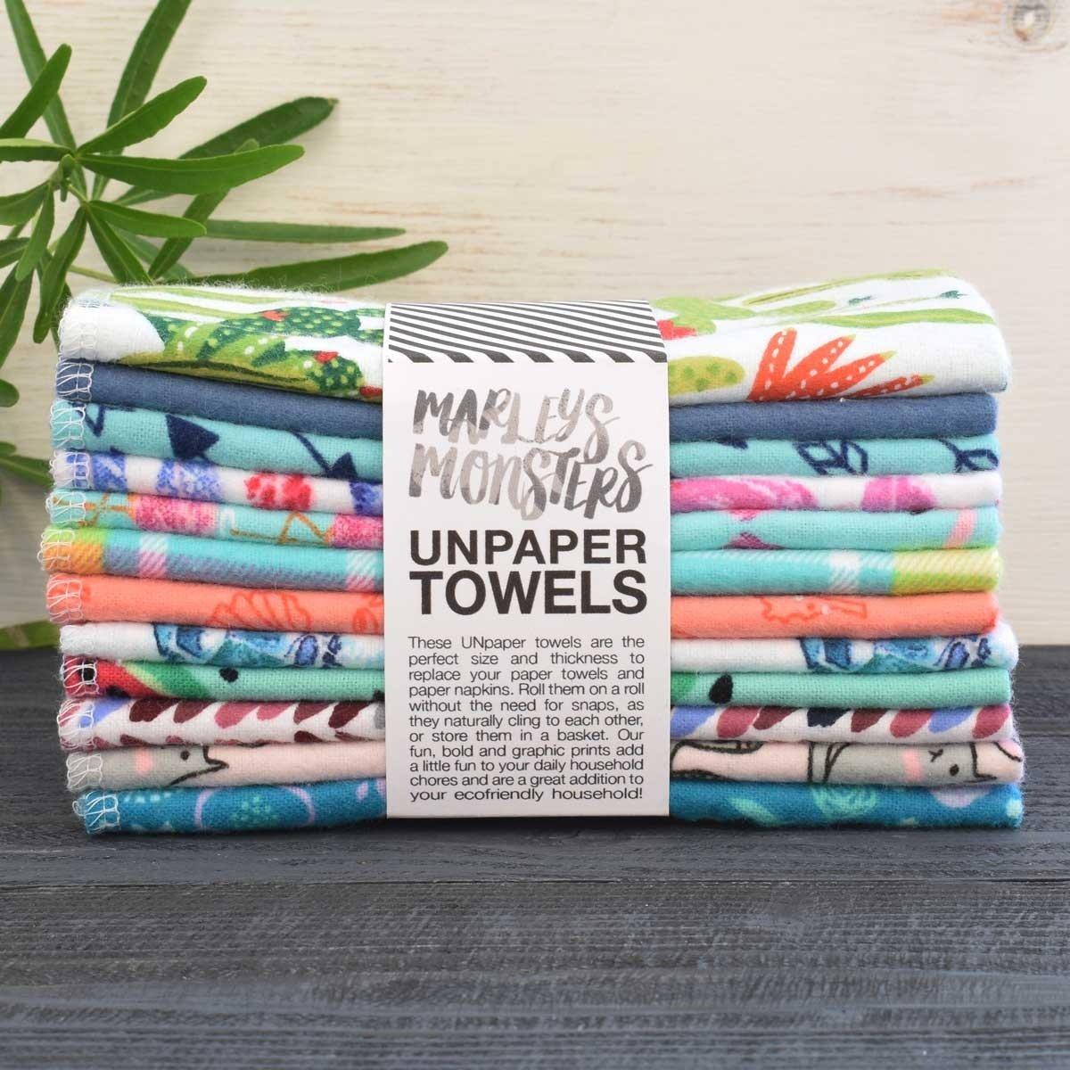 marleys monsters unpaper towels big 1