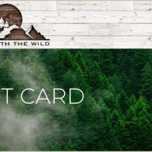 Peace With The Wild Email Gift Voucher