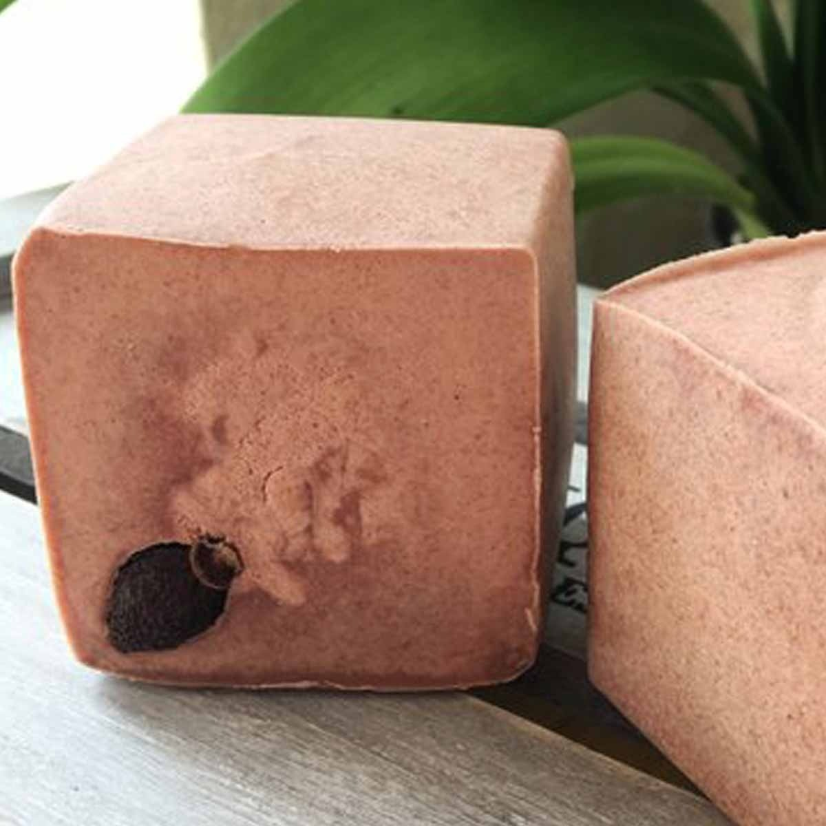 rose hip and coconut facial soap bar 120g bain and savon