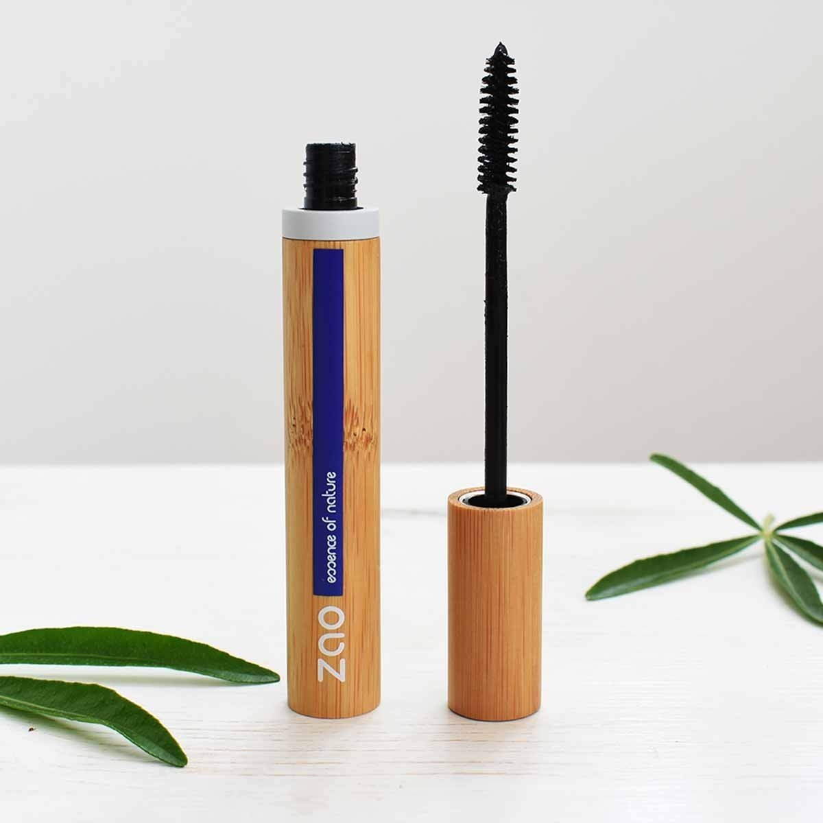 zao aloe vera mascara black refillable