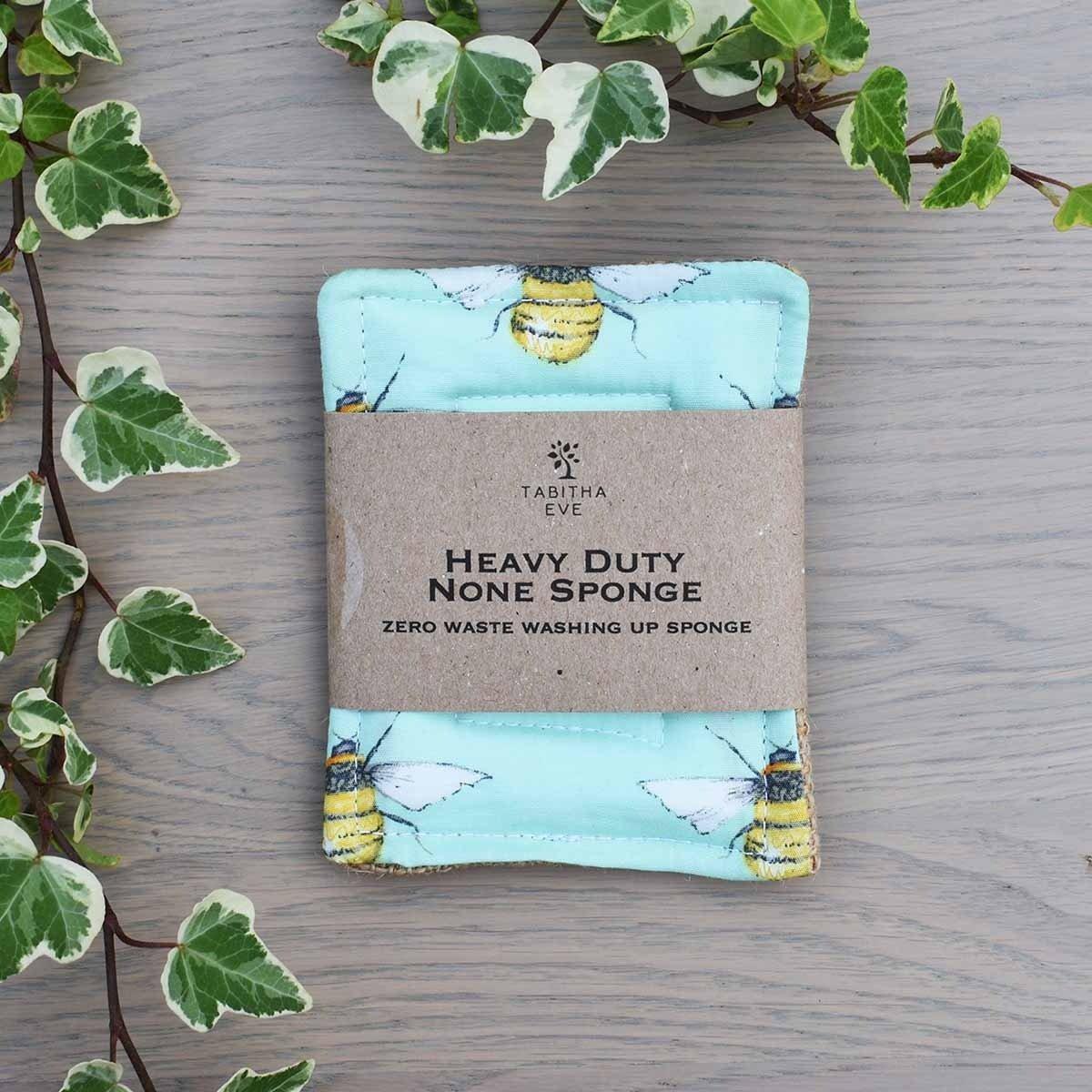 heavy duty none sponge bees