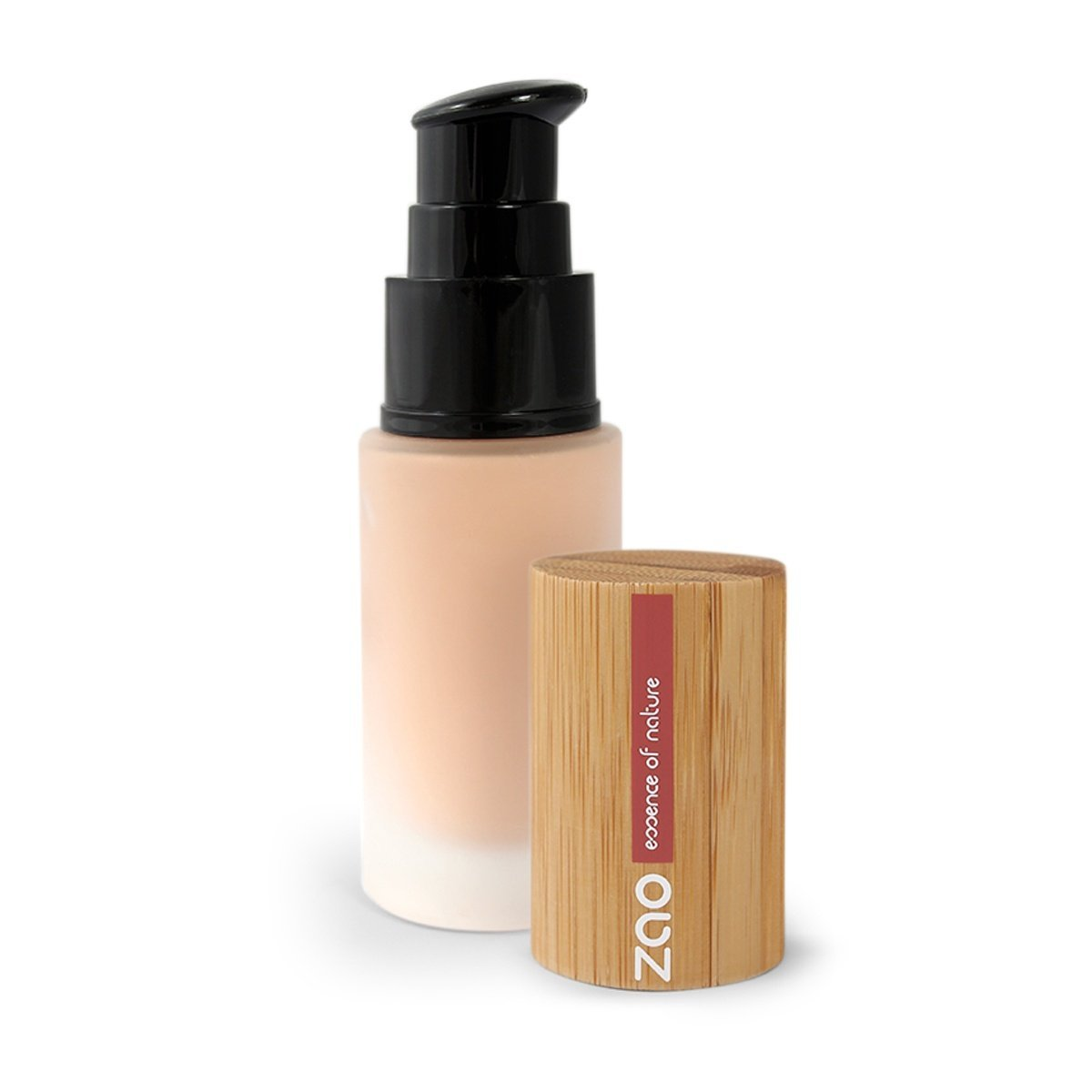 ZAO Bamboo Silk Foundation