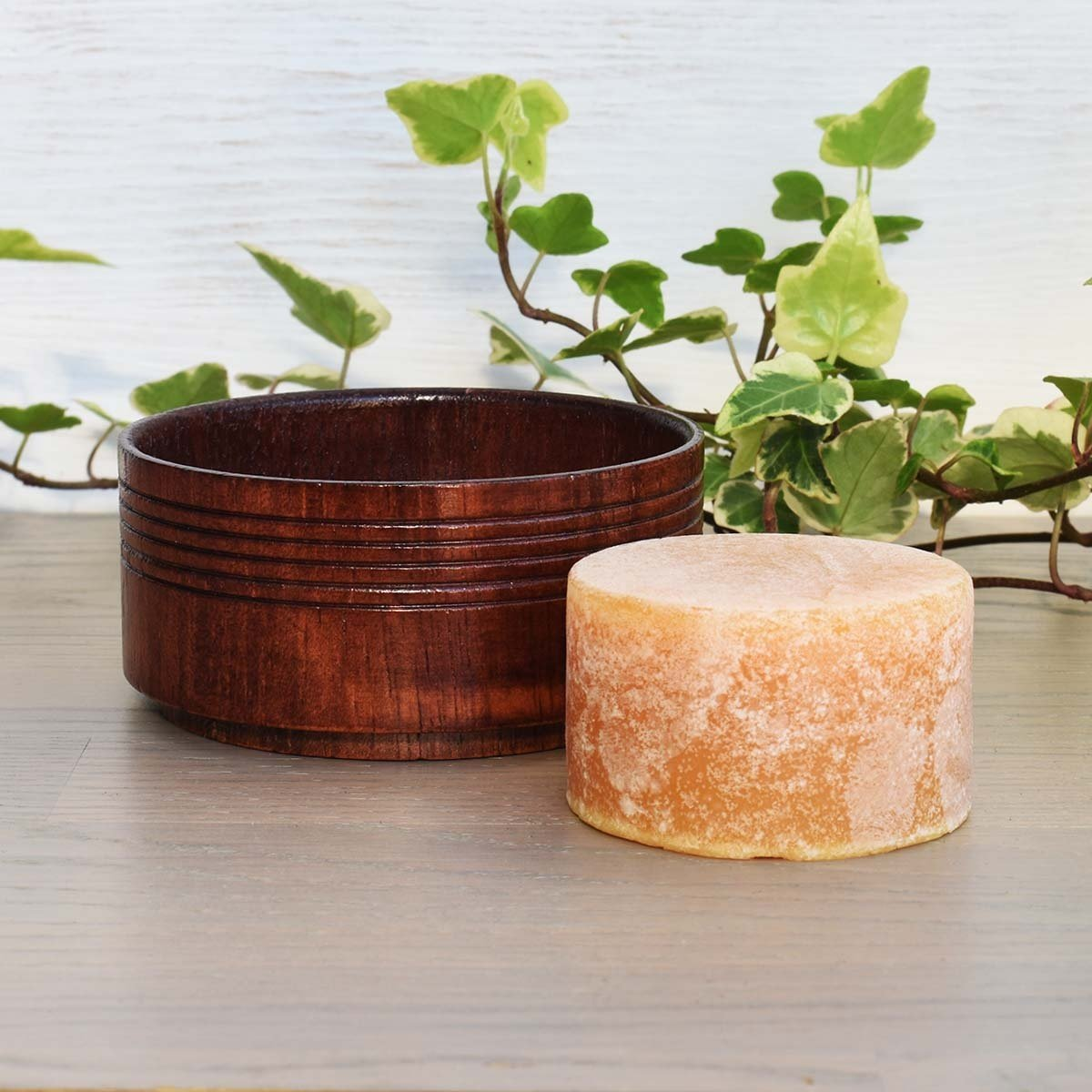 shaving soap and bowl set bain & savon