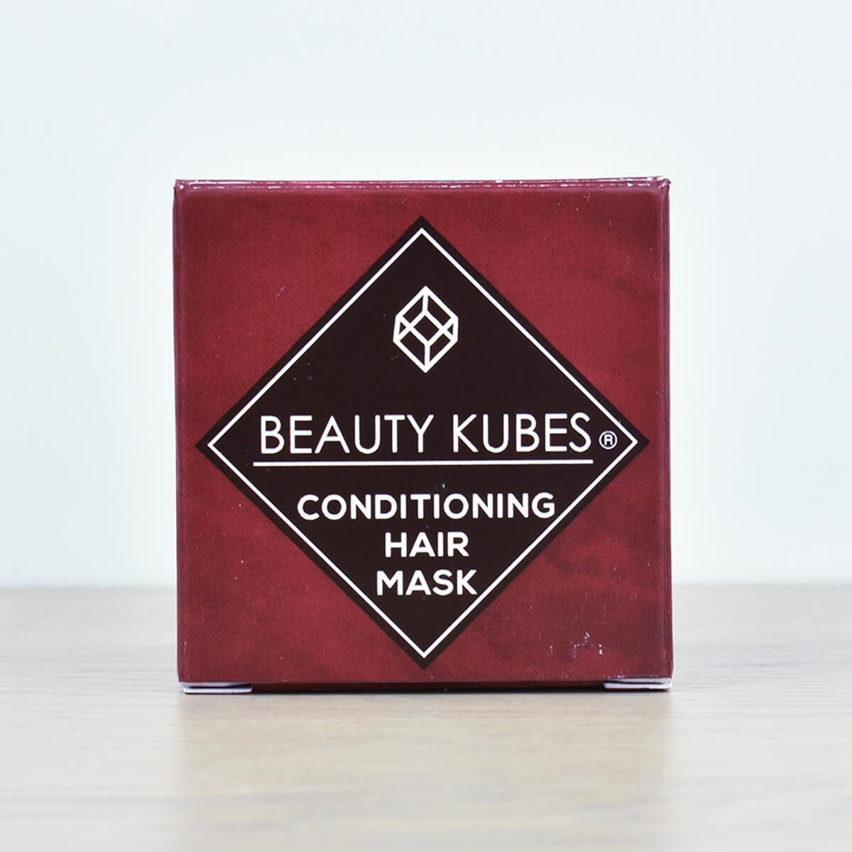 beauty kubes hair conditioner vegan