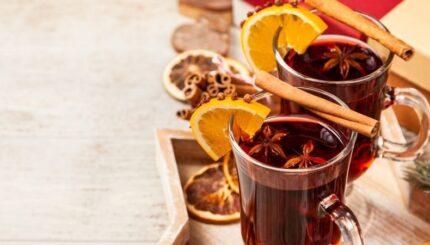 aromatic beverage Christmas