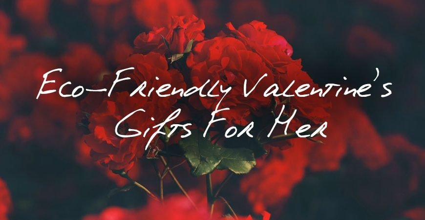eco valentines gifts for her