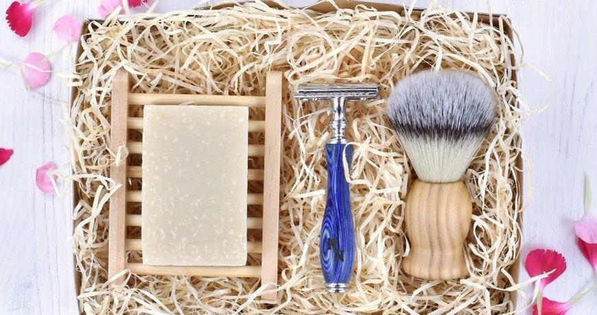 mens shaving gift set