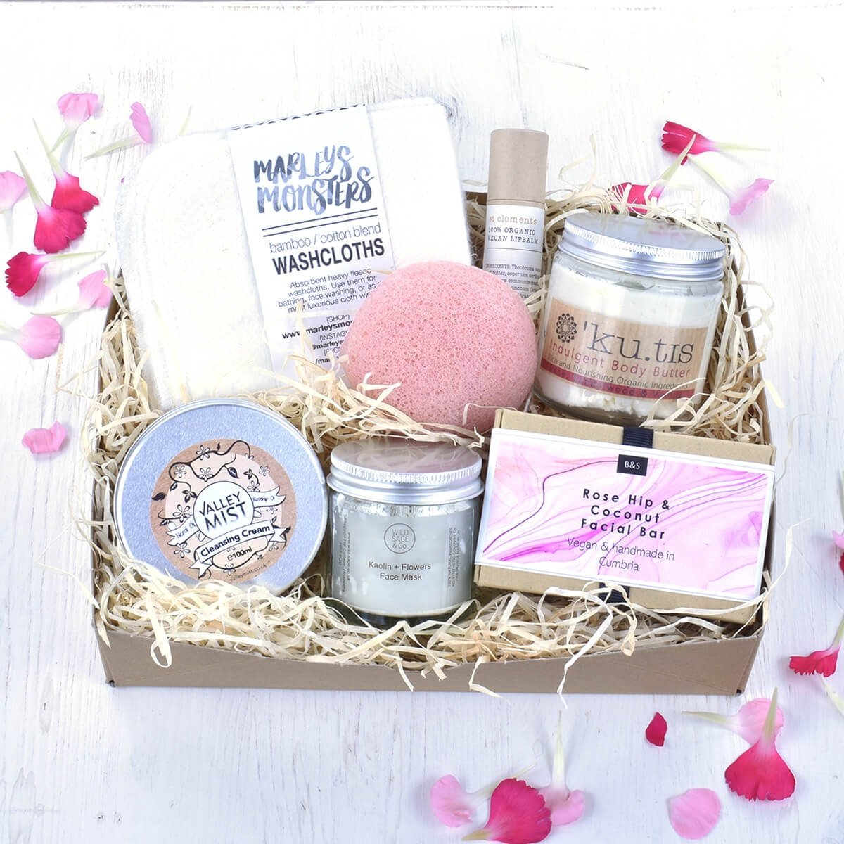 valentines womens skincare gift set