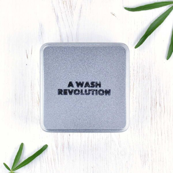 Primal Suds A Wash Revolution Soap Travel Tin