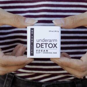 No Tox Life Underarm Detox Bar