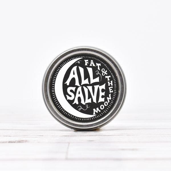 Fat and the Moon All Salve Tin