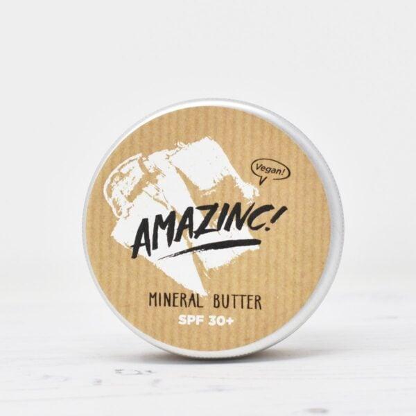 Amazinc Mineral Butter Suncream SPF 30