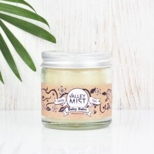 Valley Mist Natural Baby Balm