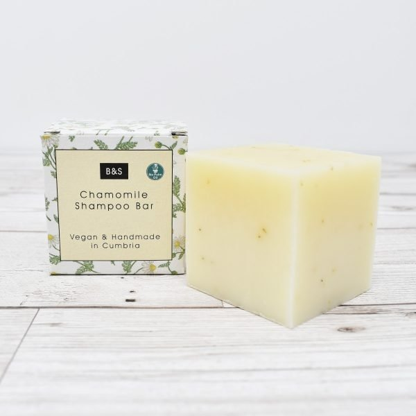 Bain & Savon Light Hair Shampoo Bar Chamomile