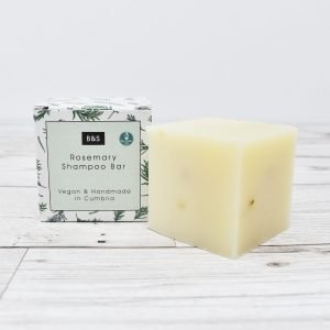 Bain & Savon Dark Hair Shampoo Bar Rosemary