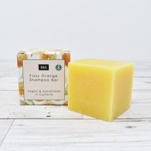 Bain & Savon Sunny Orange Shampoo Bar