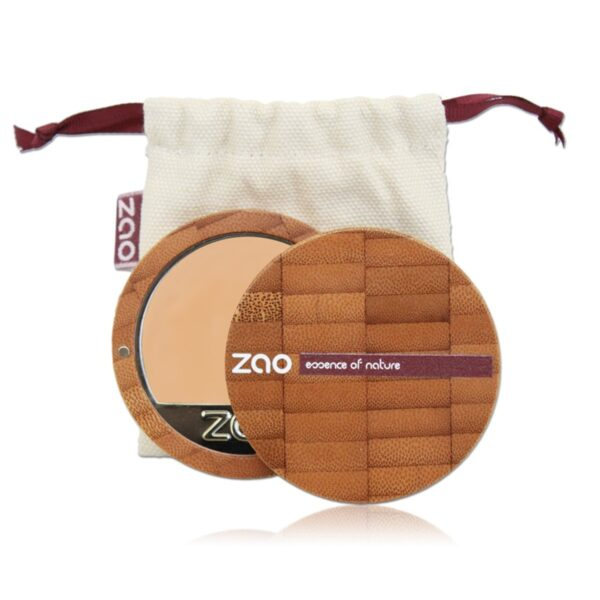 ZAO Compact Foundation With Bag