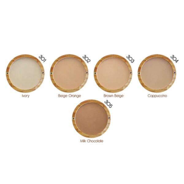 Zao Compact Powder Shades