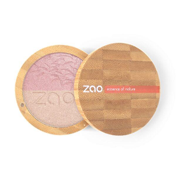 Zao Shine-Up Powder Case
