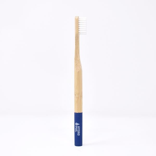 hydrophil, Bamboo Toothbrush ,Soft Bristles ,Dark Blue, eco-friendly,