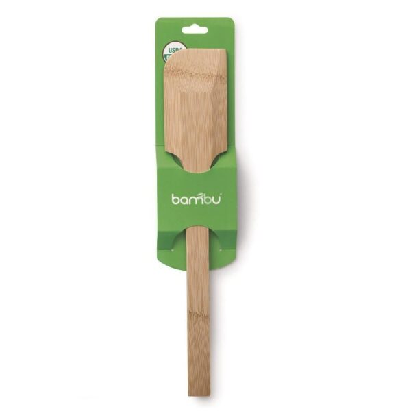 Bambu Large Bamboo Spatula In Packaging