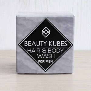 Eve of St Agnes Beauty Kubes Hair & Body Wash For Men