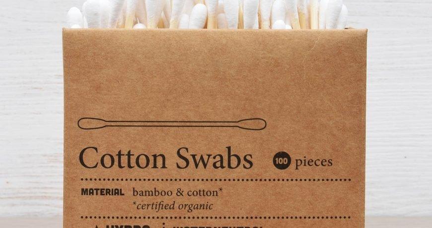 hydrophil , Bamboo Cotton Swabs , bamboo cotton bud, plastic-free, bio-degradable, vegan friendly, cotton buds,