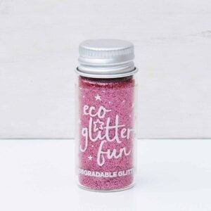 Eco Glitter Fun Pink Rosa Eco Glitter