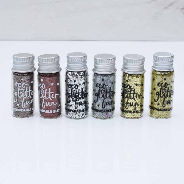 Eco Glitter Fun Metallic Eco Glitter Set