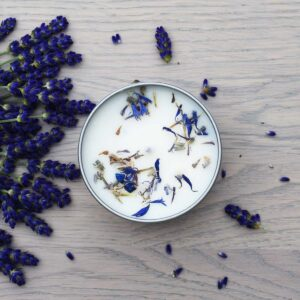 Witchwood Bluebell & Lavender Soy Wax Candle