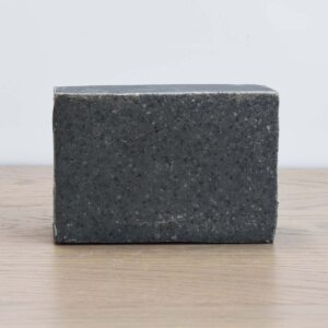 Bain & Savon, Bain and Savon , Charcoal and Sea Salt Facial Soap Bar, cleansing facial soap, vegan-friendly, natural, plastic-free, bio-degradable, handmade,