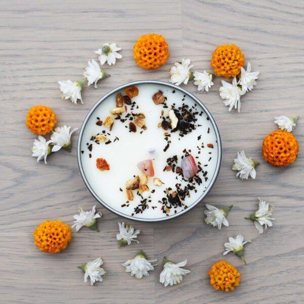 Witchwood Cinnamon & Orange Soy Wax Candle