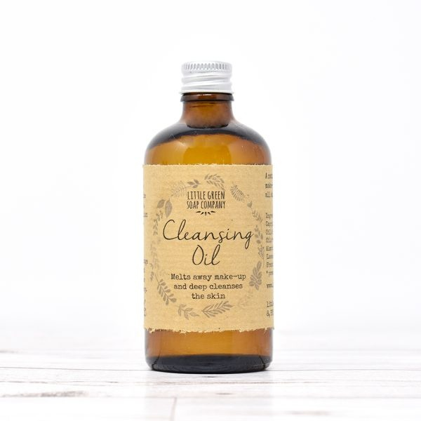 Little Green Soap Company Cleansing Oil Makeup Remover