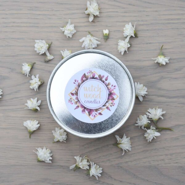 Witchwood Coffee & Vanilla Soy Wax Candle Lid