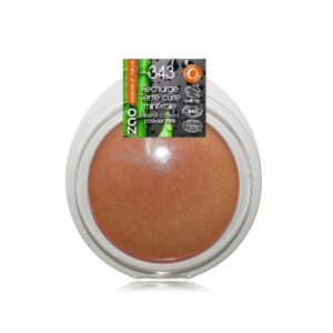 Zao Golden Bronze Cooked Powder Refill