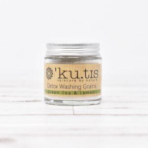 Kutis Green Tea & Lemon Detox Washing Grains