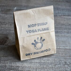 Primal Suds Yoga Flame Dry Shampoo In Paper Bag