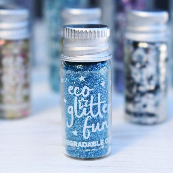Eco Glitter Fun Aqua Eco Glitter
