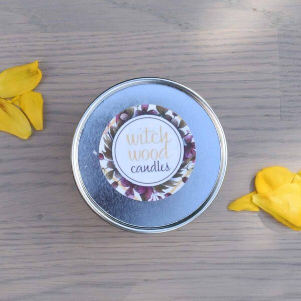 Witchwood Fig & Orange Soy Wax Candle Lid