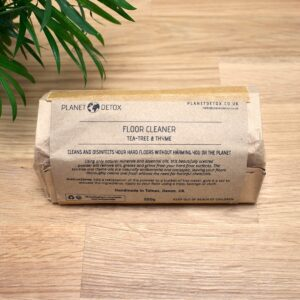Planet Detox Tea Tree & Thyme Floor Cleaner