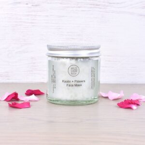 Wild Sage & Co Kaolin & Flowers Cleansing Face Mask
