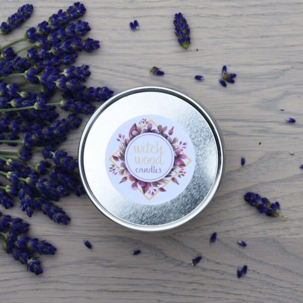 Witchwood Lavender & Chamomile Soy Wax Candle Lid