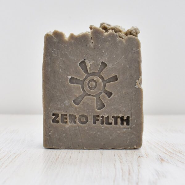 Primal Suds legit olive soap bar, zero filth,