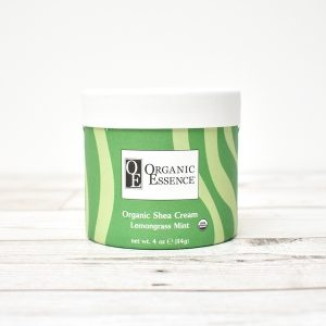 Organic Essence Lemongrass Mint Organic Shea Cream