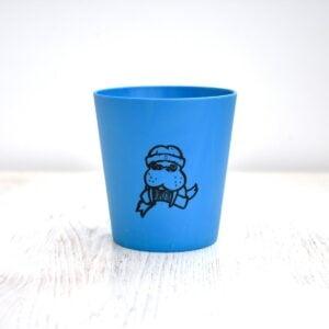 Hydrophil Blue Children's Liquid Wood Toothbrush Mug