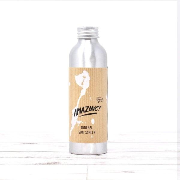Amazinc Mineral Sunscreen Lotion SPF 50