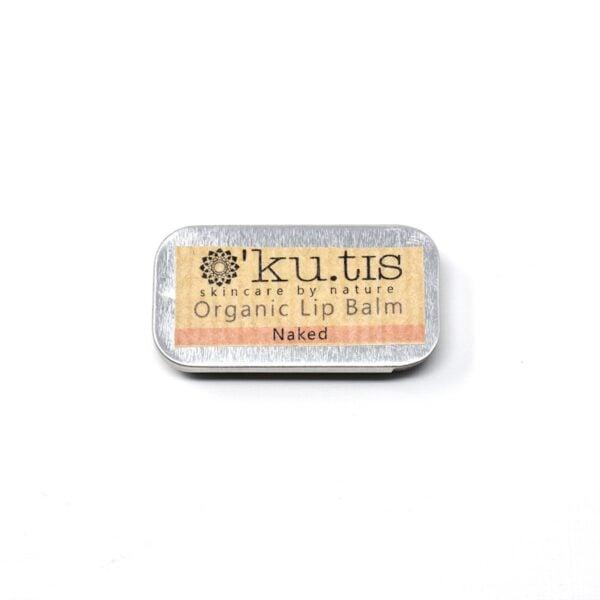 Kutis Naked Organic Lip Balm