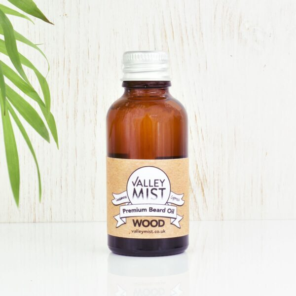 Valley Mist Sandalwood & Cypress Beard Oil