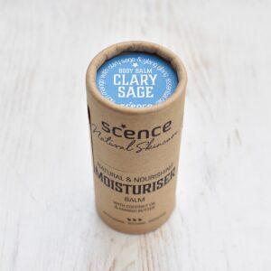 Scence Clary Sage Body Moisturiser Balm