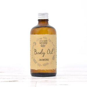 Little Green Soap Company Jasmine Body Oil